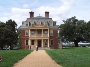 Das Haupthaus der Plantage